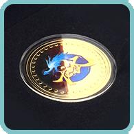 龙武纪念币