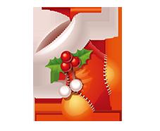 给我圣诞袜!