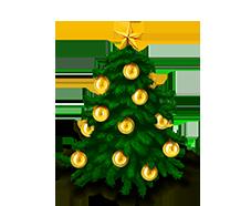 圣诞树 の礼物