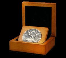 荣誉纪念徽章
